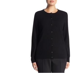 Saks Fifth Avenue Collection Cashmere Cardigan L